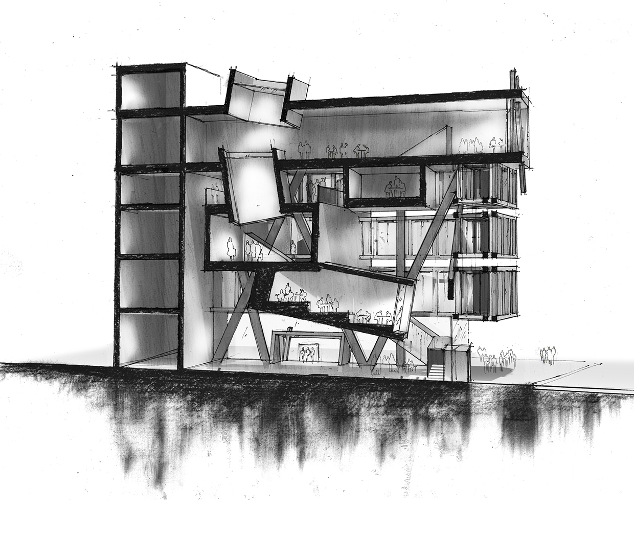 Architecture Drawing Tutorial the architectural student: tutorial: learn to create an