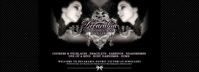 Decarabia.co.uk - Gothic Victorian Jewellery