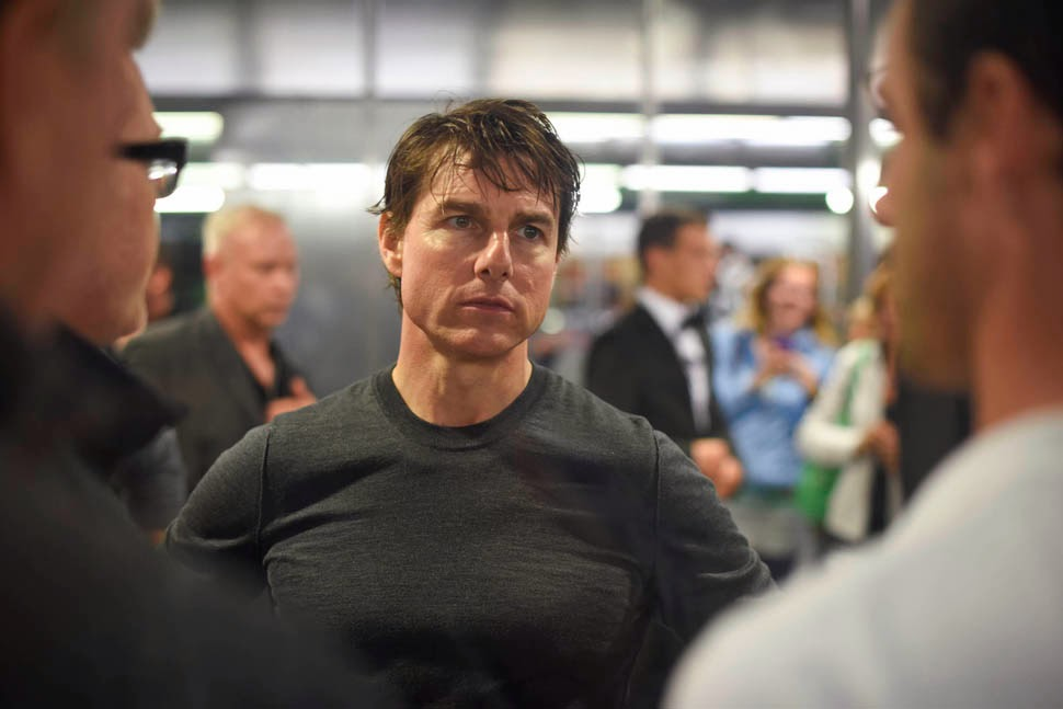 Mission Impossible 5 2015 Mission Impossible 5 Movie Set