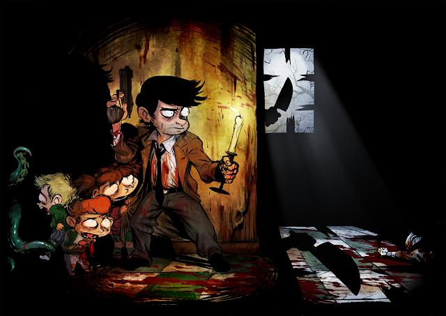 Del creador de Alone in the Dark llega un nuevo 'survival horror' en 2D y terribles escenas