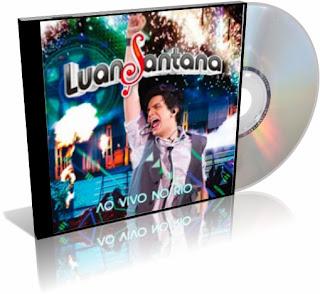 Download Cd - Luan Santana - Ao Vivo No Rio De Janeiro