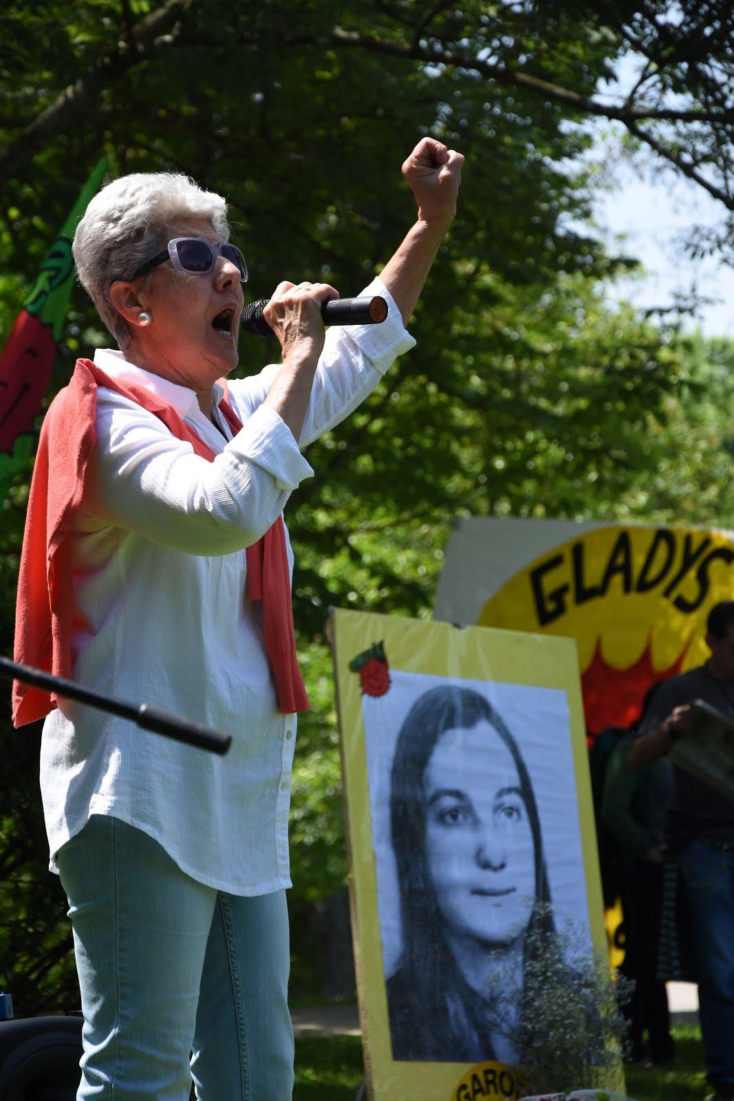 2016ko Gladysi omenaldiaren bideoa