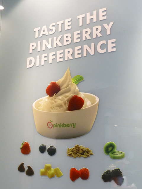 Taste the Pinkberry difference