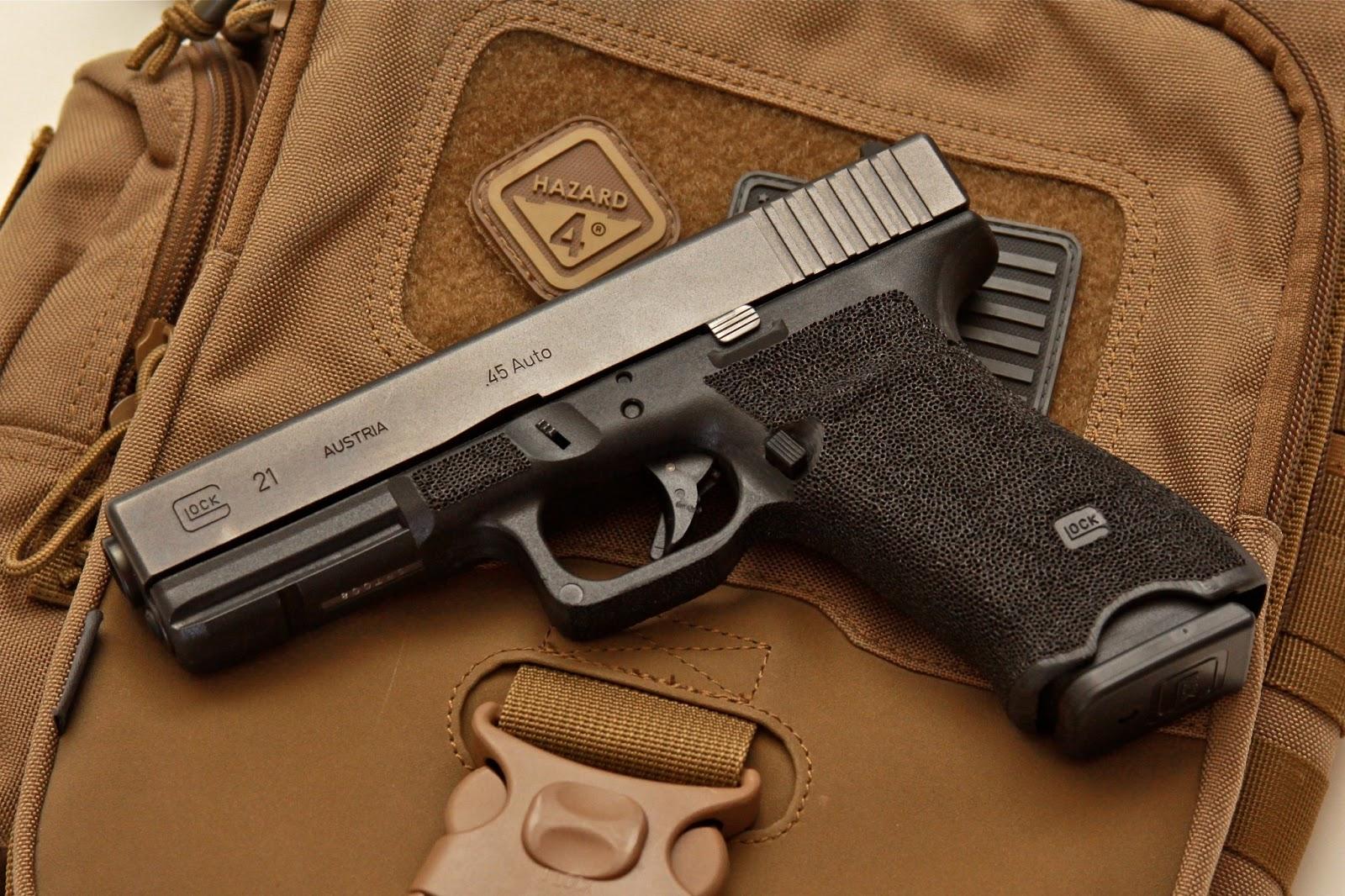 Glock 21SF .45ACP