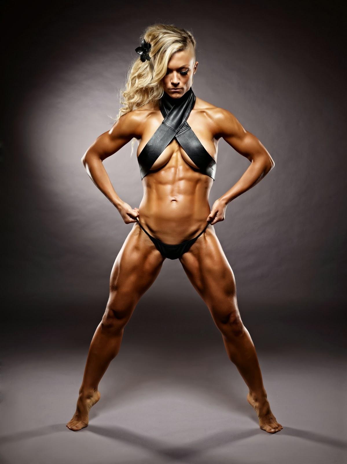 Фото девушки бодибилдинг фитнес 26 фотография