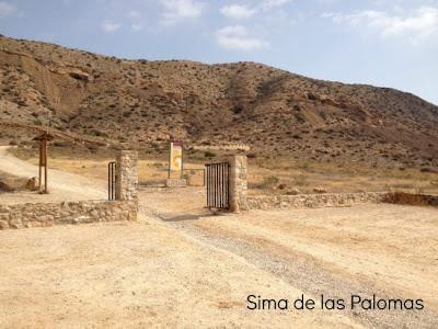 Sima de las Palomas, Torre Pacheco, Murcia