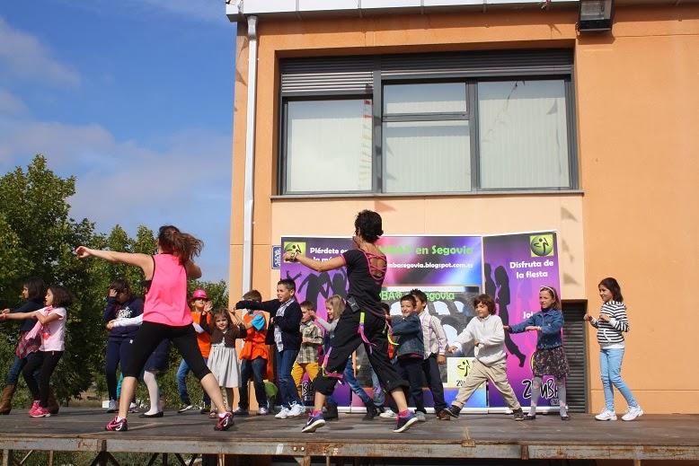 ZUMBA® KIDS con ZUMBA® en Segovia- CARMEN MARTIN