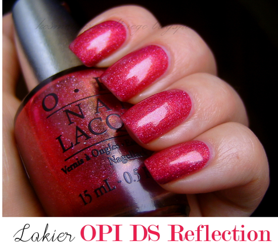 NOTD: Reflection