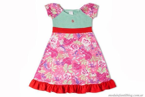 vestidos niñas primavera verano 2014 gabriela de bianchetti