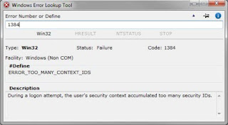Windows Error Lookup Tool 3.0.4 Portable