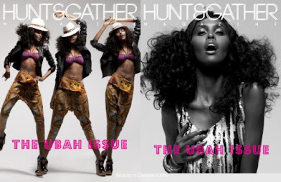 >Ubah Hassan pour Hunt & Gather Magazine