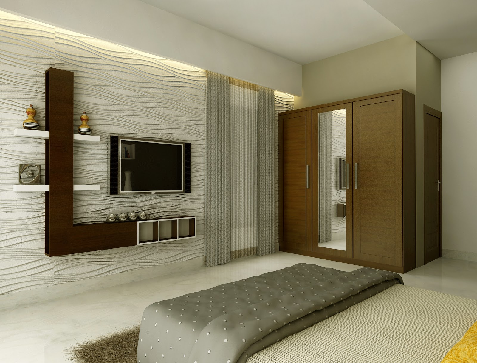 Small Indian Bedroom Interiorscukjatidesigncom. Bedroom design ideas in india