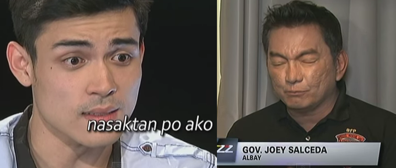 Xian Lim vs Albay Governor Joey Salceda Issue