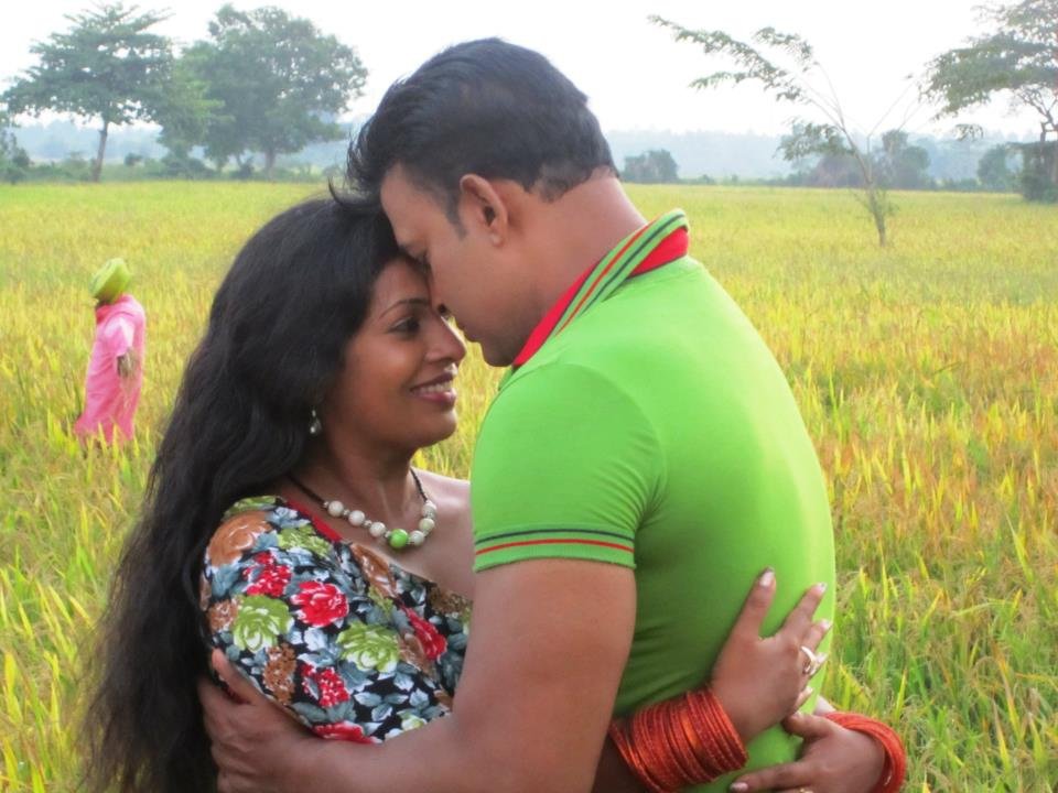 hot sl actress kanchanna and ranjan