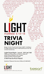 Light Trivia Night
