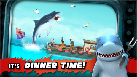 Hungry Shark Evolution is the console quality 3D game where you have to take control of a very Hungry Shark in this action packed aquatic adventure.