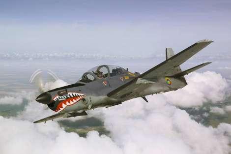 Avión supertucano