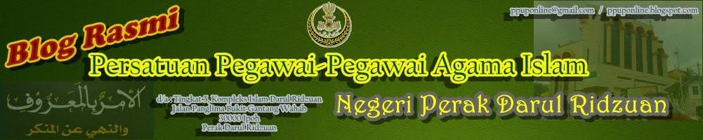 Persatuan Pegawai-Pegawai Agama Perak