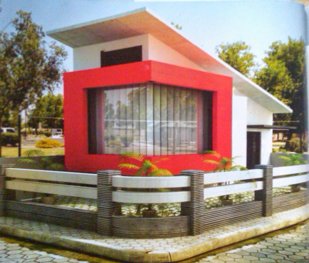 Desain Rumah 6 Kamar
