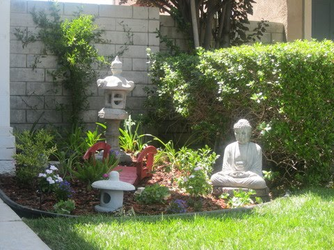 Greener Designs: Feng Shui in the Garden