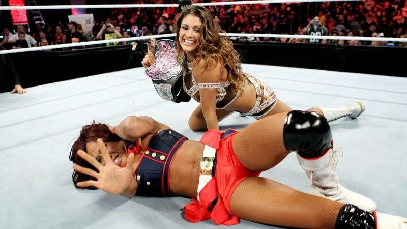 Eve Torres-WWE-WWE Diva