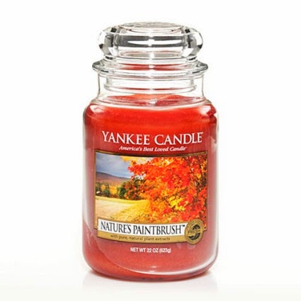 Andy 39 S Yankees Nature 39 S Paintbrush Yankee Candle Feature
