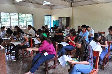 Civil Service Sub-Professional Room Assignment Region 12