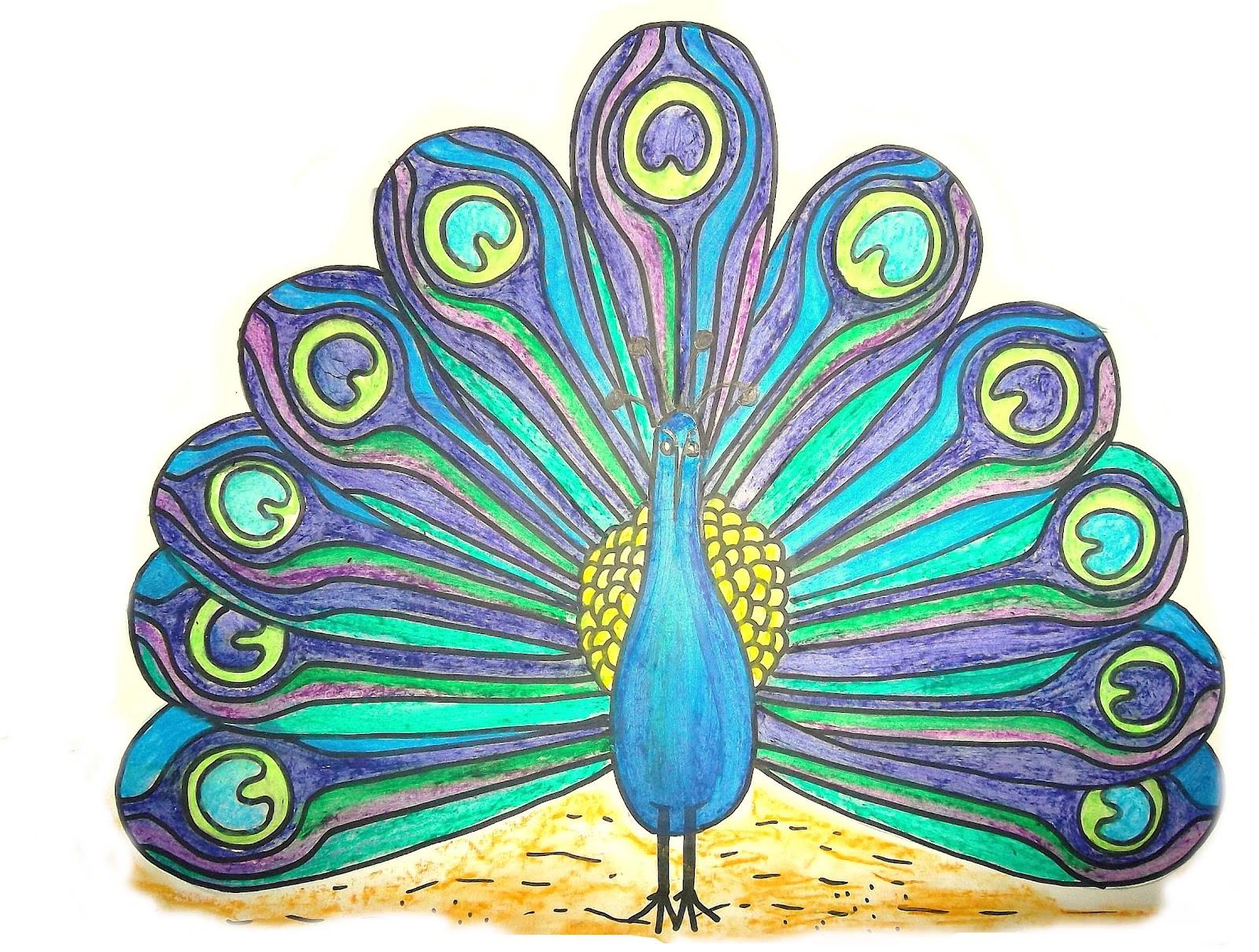 tekenpraktijk de innerlijke wereld  mr  pauw blauw