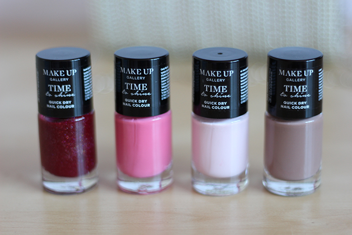 June 2015 Favourites Monthly Poundland Nail Varnishes Beauty Review