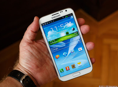 galaxy note 2 release date usa