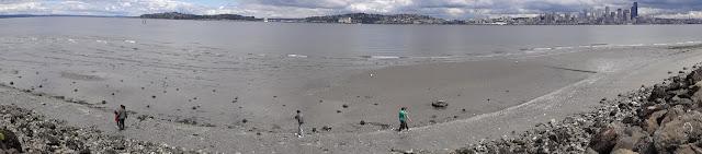 NW beach