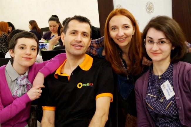 cu Nina Docea, Sanda si Claudia Damian