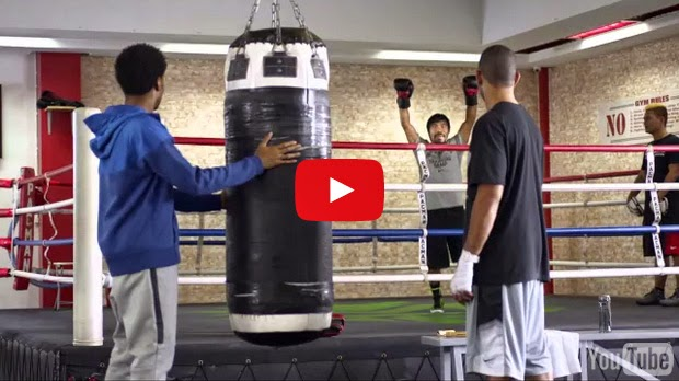 Hilarious Manny Pacquiao vs Mayweather ad Gives Fun to Viewers