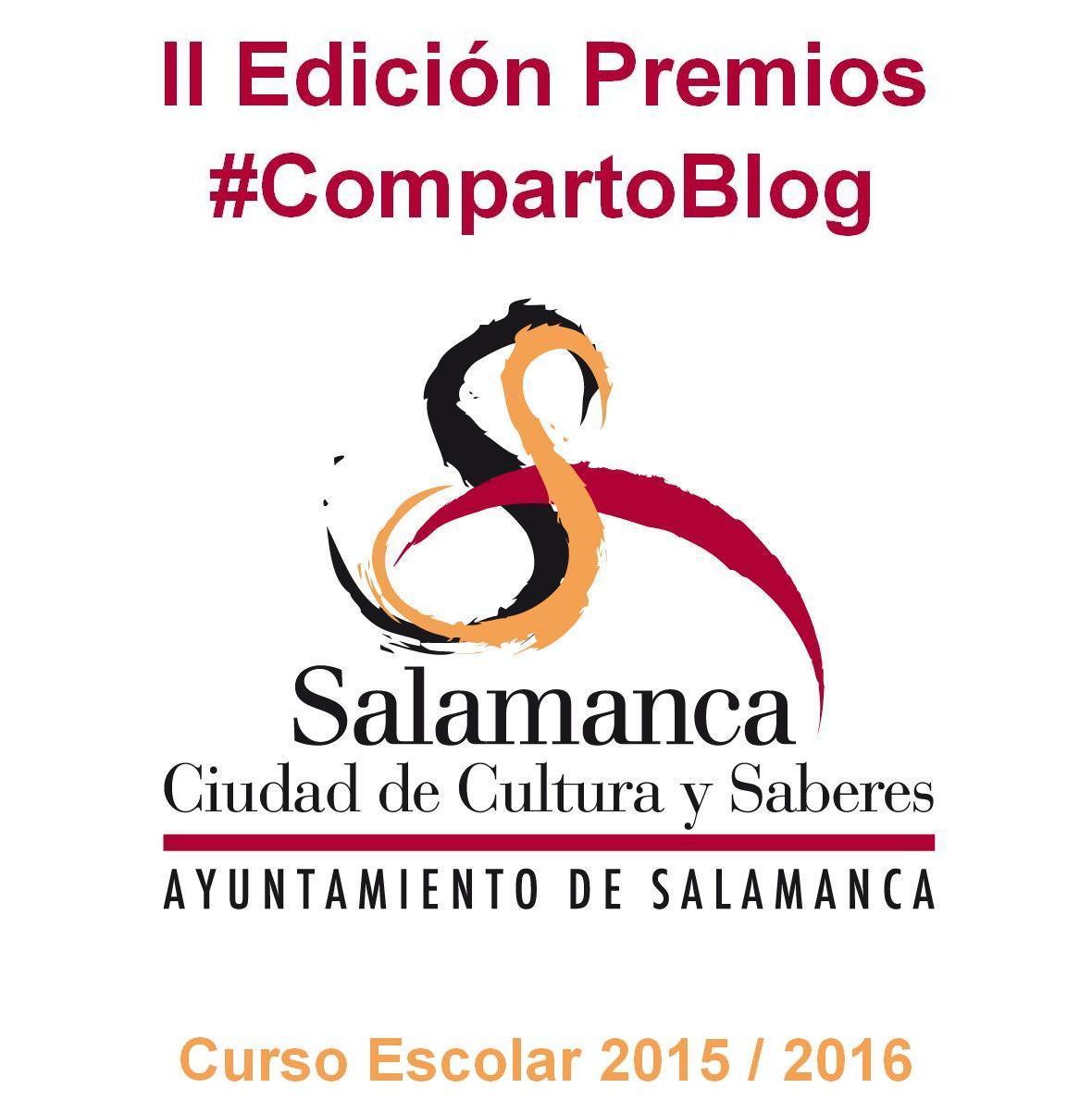 Concurso Blog Salamanca Ciudad de Saberes