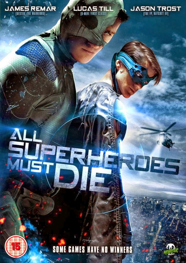 Download All Superheroes Must Die (2011) BluRay 720p