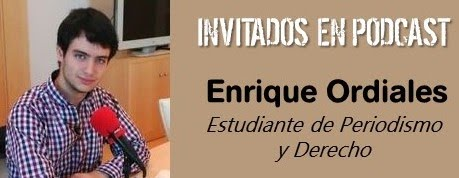INVITADOS EN PODCAST: ENRIQUE ORDIALES