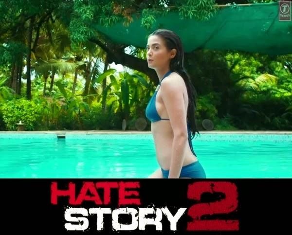 Hate Story 2 - Arijit Singh, Samira Koppikar - Aaj Phir Tumpe Pyaar Aaya Hai - Surveen Chawla