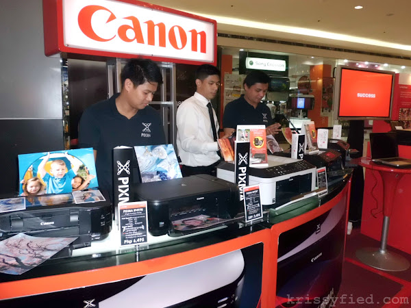 Print and Imprint with Canon PIXMA Printers