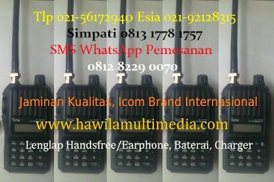 Alamat Dan Nomor Tetepon Tempat Penyewaan HT Di Jakarta