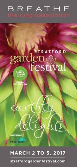 The Stratford Garden Festival
