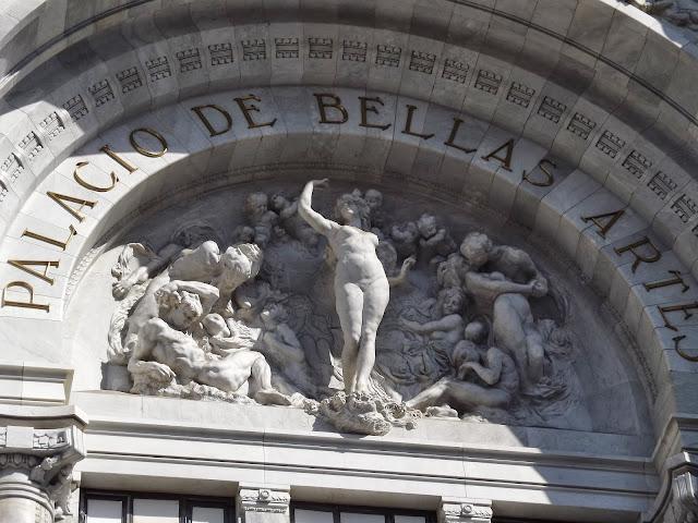 Conciertos internacionales en el Palacio de Bellas Artes durante Octubre