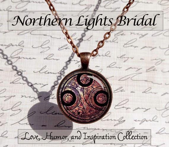 doctor who gallifrey pendants