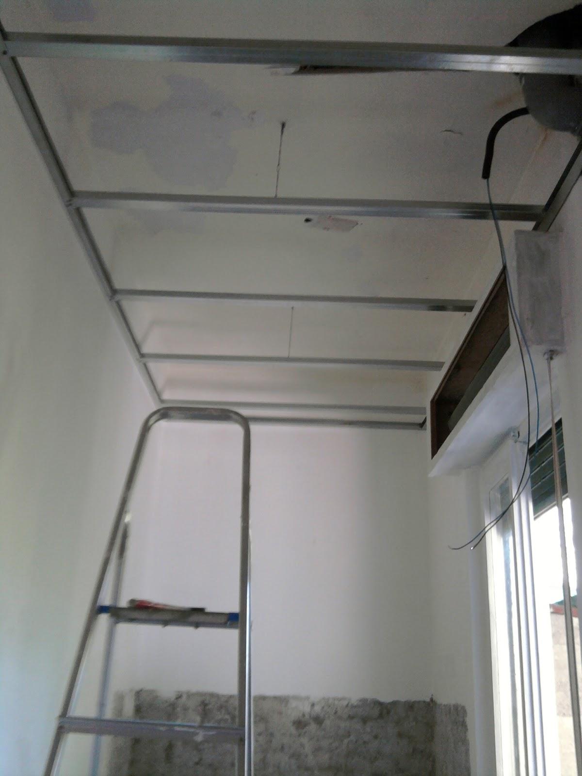 Andrea Cassinelli Artigiano: Abbassamento soffitto in ...