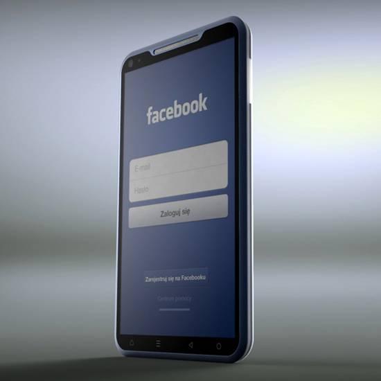 facebook-handphone