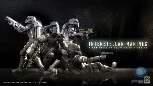 Interstellar Marines Game