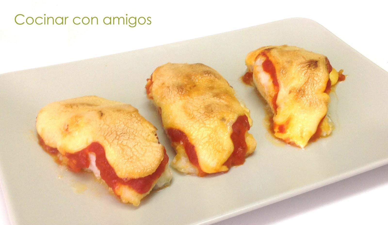 Bacalao con tomate y muselina de ajo cocinar con amigos for Cocinar cocochas de bacalao
