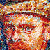 Celebrity Candy Portraits : Made Out of Sweet Candy