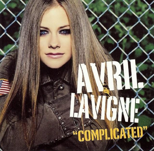 Chord Gitar Avril Lavi... Avril Lavigne Complicated