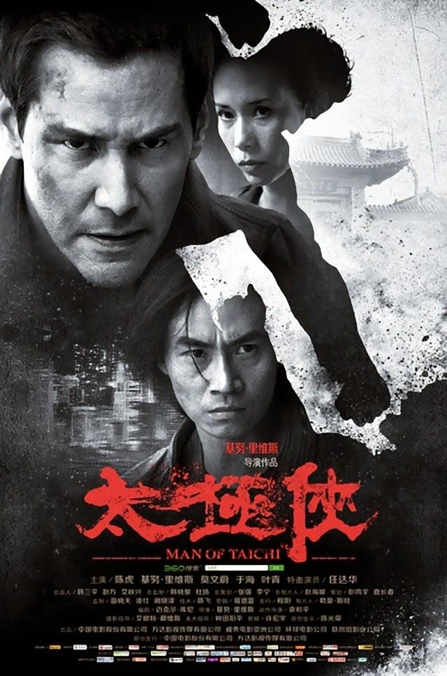 La película Man of Tai Chi ( El poder del Tai Chi )