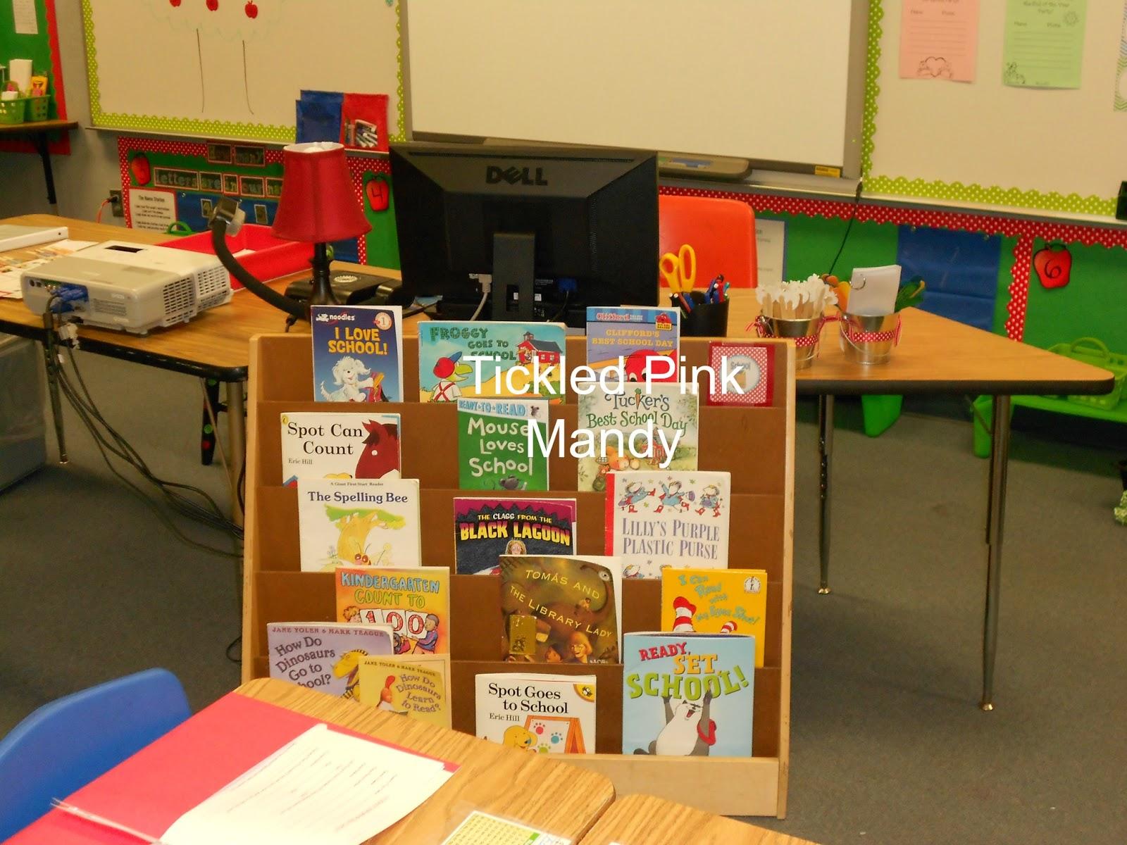 2013 Classroom Reveal!